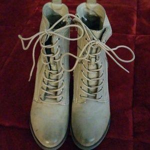 Express women's heeled boots
